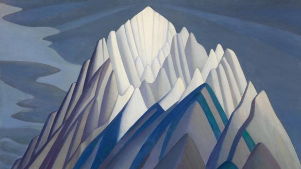 Australian painting is anything but over-priced if a Canadian painting sold in Toronto for a record price on November 23 is what at first it seems. The painting, Mountain Forms, executed in 1926 by Canadian artist Lawren Harris (1885 – 1970) sold for $C11.2 million at a Heffel's auction in the former Toronto Stock Exchange Building.