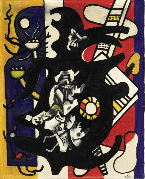 The international guns fired again at Menzies first sale for 2017 in Melbourne, with Fernand Leger's China Town, 1943, realising $1,875,000 including buyer's premium. This price sits more than $300,000 shy of its previous realisation in 2015, but is still a bargain by heated international standards.