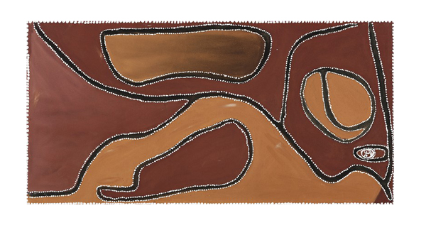 The Australian War Memorial has announced the acquisition of 'Ruby Plains Massacre 1', 1985 by Rover Thomas which the AWM said was acquired from 'an auction' but declined to give any more information on the grounds of 'commercial-in-confidence.' However, at Deutscher and Hackett's sale of Aboriginal Art from the Luczo Family Collection of the USA, in Melbourne last August a work of this title, and of the same size, made $365,000 IBP.